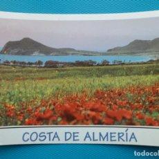 Selos: 1997-Nº 25 AL 34-LA TARJETA DEL CORREO-COSTA DE ALMERIA-10 TARJETAS-TARIFA-A Y B -CATALOGO 250EUROS. Lote 248724170