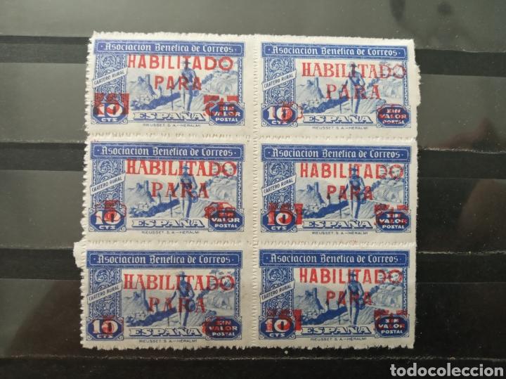 Sellos: Sellos Asociación Benéfica Correos. 30 sellos nuevos. - Foto 3 - 266715748