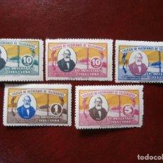 Sellos: ESPAÑA 1944 - COLEGIO DE HUERFANOS DE TELEGRAFOS - CON VARIEDAD DE COLOR EN 10 CTS -.. Lote 276471298