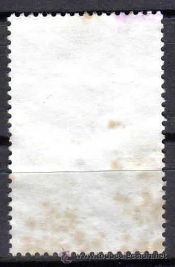 Sellos: FRANCIA 1967 - 0,6 F YVERT 1520 - JUEGOS OLIMPICOS DE INVIERNO GRENOBLE 1968 - USADO - Foto 2 - 8107023