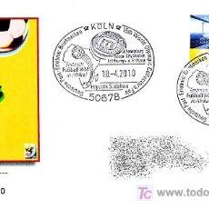 Sellos: MATASELLOS DE FUTBOL - MUNDIAL SUDAFRICA 2010.. KOLN, ALEMANIA, 2010. Lote 21126406