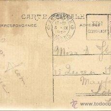 Briefmarken - JUEGOS OIMPICOS DE AMBERES 1920 MAT DE LA VII OLIMPIADA - 29433523