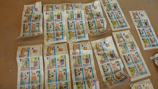Sellos: Lote de 18 hojas sellos del 75 aniversario Futbol Club Barcelona. Barça. FCB. Originales. - Foto 7 - 31074101