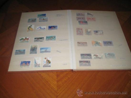 Sellos: Colección del tema deportes, sellos de España y colonias españolas. Clasificador incluido - Foto 4 - 33962418