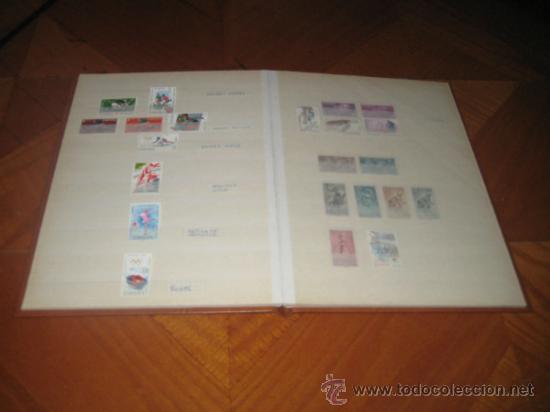 Sellos: Colección del tema deportes, sellos de España y colonias españolas. Clasificador incluido - Foto 6 - 33962418