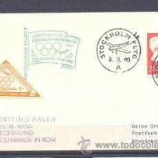 Sellos: 1960.-SUECIA A ALEMANIA . Lote 36252950