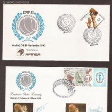 Sellos: GOM-1355_SOBRES EXFIBA, MADRID. Lote 56051059