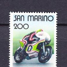 Sellos: SAN MARINO 1029** - AÑO 1981 - GRAN PREMIO DE MOTORISMO DE SAN MARINO. Lote 59107215