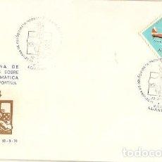 Sellos: ANGOLA & FDC ULTRAMAR I COLOQUIO SOBRE LAS PROBLEMÁTICA GIMNO-DEPORTIVA, LUANDA 1970 (436). Lote 88322088