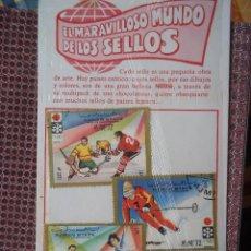 Sellos: BLOQUE NESTLE AJMAN STATE 1972 JUEGOS OLIMPICOS JAPON. Lote 103034046
