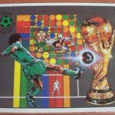 Sellos: MUNDIAL FUTBOL ESPAÑA '82. LIBIA 1982.. Lote 142308518