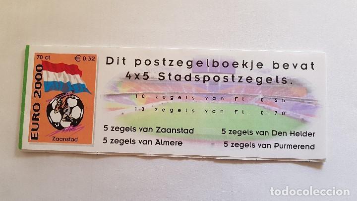 EURO 2000 (Sellos - Temáticas - Deportes)