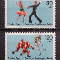 Sellos: ALEMANIA BERLÍN 1983 ** NUEVO ** MNH ** DEPORTE. Lote 147394218