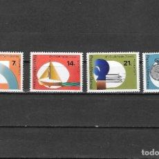 Sellos: PAPUA NUEVA GUINEA Nº 201 AL 204 (**). Lote 147682854