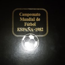 Sellos: ÁLBUM MUNDIAL DE FÚTBOL ESPAÑA 82.SEDES OFICIALES.. Lote 155712938