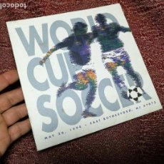 Sellos: WORLD CUP SOCCER 1994--CARPETA CON SELLOS. Lote 166189730