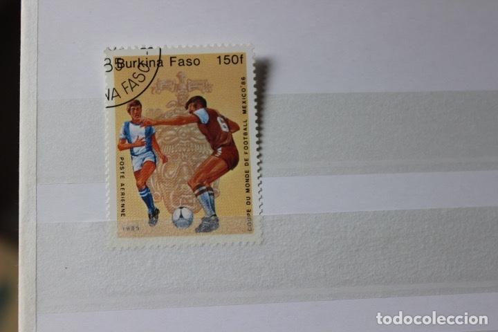 Sellos: Lote 9 sellos campeonatos mundiales de futbol, Alemania, Argentina, Mexico y EEUU - Foto 2 - 173297838
