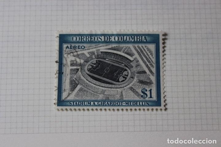 Sellos: Lote 10 sellos varios países con temática futbol - Foto 3 - 173395509
