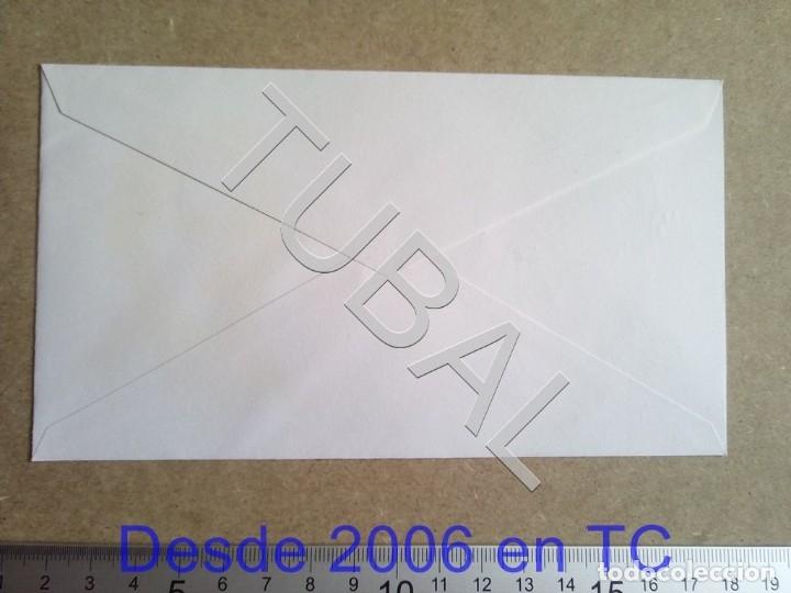 Sellos: TUBAL FRANCIA 1967 SOBRE PRIMER DIA GRENOBLE OLIMPIADA INVIERNO ENVIO 70 CENT 2019 T1 - Foto 2 - 179248286
