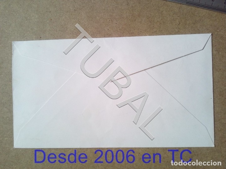Sellos: TUBAL POLINESIA FRANCESA OLIMPIADA MEXICO 1968 SOBRE PRIMER DIA ENVIO 70 CENT 2019 T1 - Foto 2 - 179324350