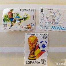 Sellos: PACK DE COPA MUNDIAL DE FUTBOL. Lote 194664000