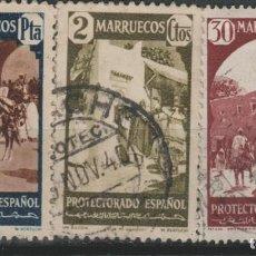 Sellos: LOTE E2-SELLOS MARRUECOS ESPAÑOL. Lote 198886110