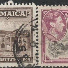 Selos: LOTE F2-SELLOS JAMAICA. Lote 198892043