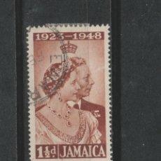 Selos: LOTE F2-SELLO JAMAICA. Lote 198892362