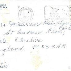 Sellos: 1992. CANADA. RODILLO/SLOGAN. CORREOS CANADA PATROCINADOR OFICIAL OLÍMPICO. BARCELONA'92.. Lote 200363976