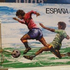 Sellos: CARPETA EMISION SELLOS COPA MUNDIAL DE FUTBOL ESPAÑA 82. Lote 202739788