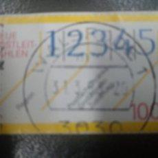 Sellos: ALEMANIA 2007. MI:DE 1659, (263). Lote 210770219