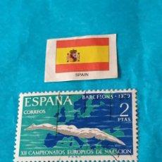 Sellos: ESPAÑA DEPORTES K. Lote 213343993