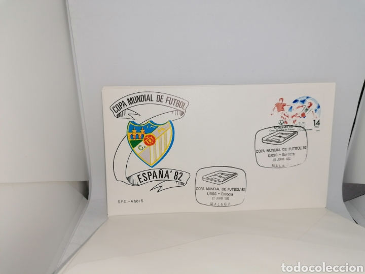 Sellos: Lote Furbol Colección Sellos Mundial 82 todos los encuentros estadios clubs - Foto 9 - 213540978