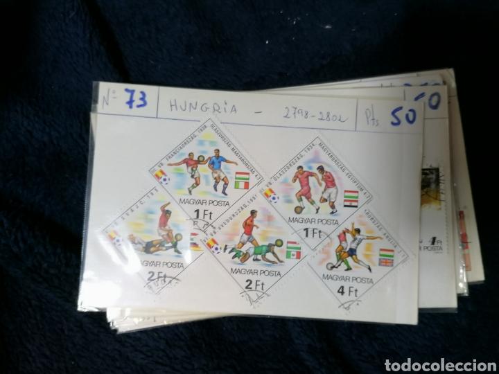 Sellos: Deportes sellos 20 series mundiales en cartoncitos clasificadores - Foto 3 - 224122811