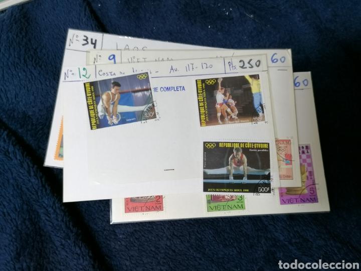 Sellos: Deportes sellos 20 series mundiales en cartoncitos clasificadores - Foto 16 - 224122811
