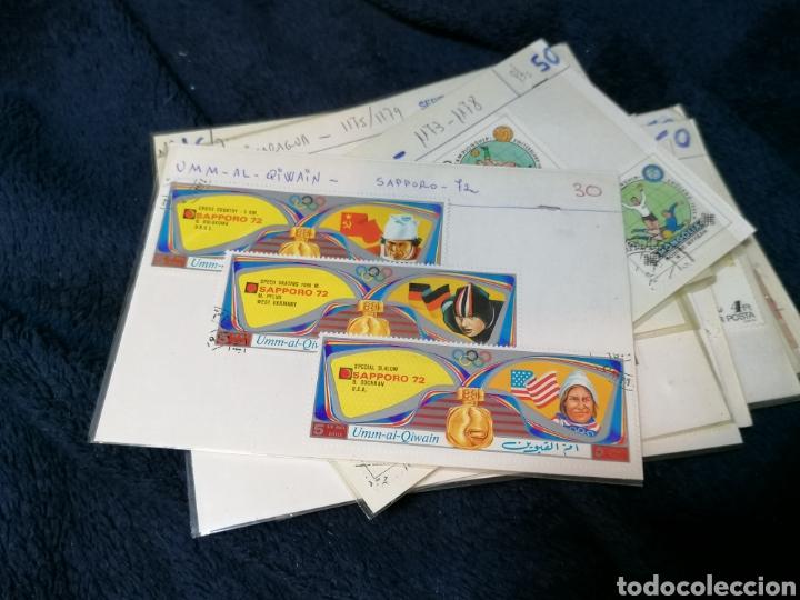 Sellos: Deportes sellos 20 series mundiales en cartoncitos clasificadores - Foto 19 - 224122811