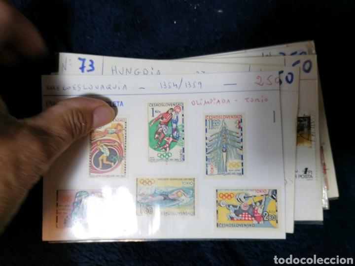 Sellos: Deportes sellos 20 series mundiales en cartoncitos clasificadores - Foto 2 - 224122811