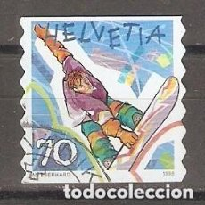 Sellos: SUIZA.1998. YT 1589. DEPORTES. Lote 238741730