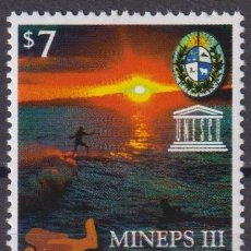 Sellos: URUGUAY 1999 THE 3RD ANNIVERSARY OF THE INTERNATIONAL SPORTS MINISTERS MNH - SPORT. Lote 241513670