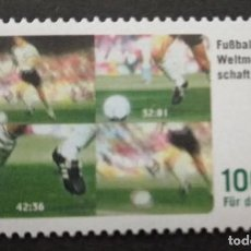 Sellos: ALEMANIA 1998***MNH. FIFA WORLD CUP 1998 - FRANCE. Lote 249242045