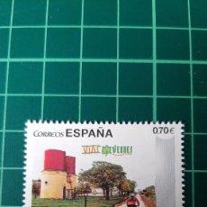 Sellos: 2012 ESPAÑA JAÉN VIAS VERDES ALCAHUETE CICLISMO DEPORTES SENDERISTAS EDIFIL 4744 NUEVA O USADA. Lote 262357315