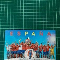 Sellos: ESPAÑA 2012 CAMPEONES UEFA EURO HOJA BLOQUE EDIFIL 4757 SOLICITA NUEVA O USADA FILATELIA COLISEVM. Lote 262403760