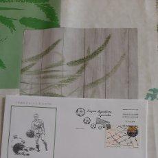 Sellos: ESPAÑA LOGROS DEPORTIVOS FUTBOL DEPORTES SFC 35 1997 MATASELLO USADO EDIFIL 3524 USADO. Lote 263073305