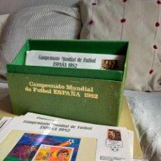 Sellos: SELLOS, MUNDIAL DE ESPAÑA 82. Lote 265322444
