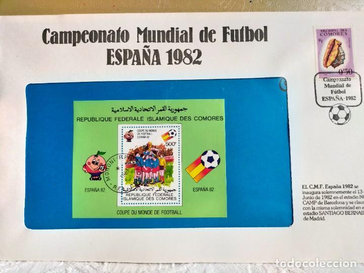 Sellos: Sellos, Mundial de España 82 - Foto 3 - 265322444