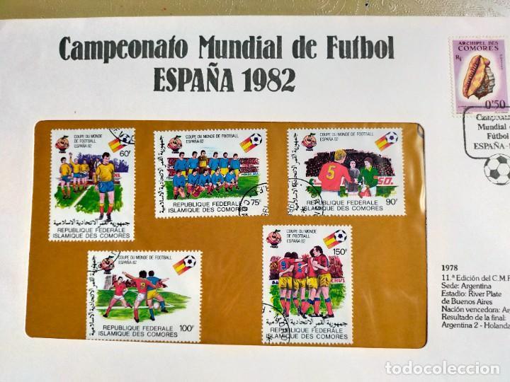 Sellos: Sellos, Mundial de España 82 - Foto 4 - 265322444
