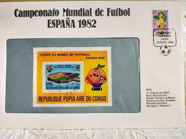 Sellos: Sellos, Mundial de España 82 - Foto 5 - 265322444