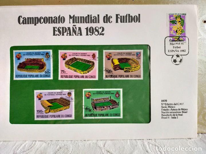 Sellos: Sellos, Mundial de España 82 - Foto 6 - 265322444