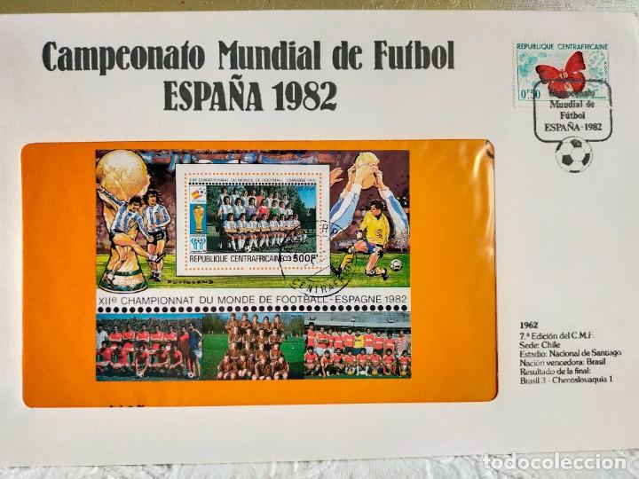 Sellos: Sellos, Mundial de España 82 - Foto 7 - 265322444