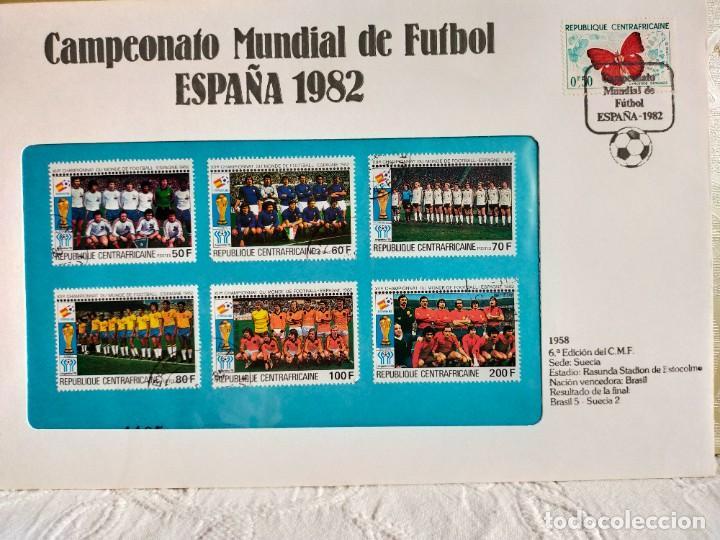 Sellos: Sellos, Mundial de España 82 - Foto 8 - 265322444